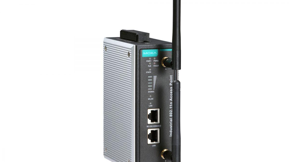 Moxa AWK-3131A Series Industrial AP/Bridge/Client