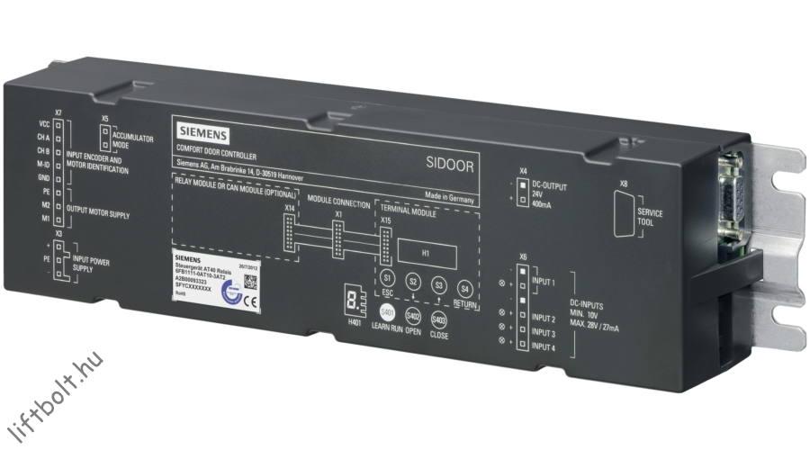 Siemens KTK, SIDOOR, SIMATIC, and SINAMICS (Update A)