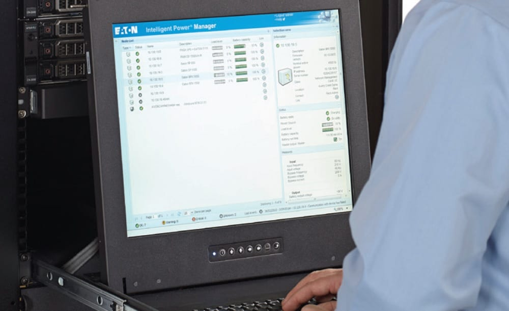 Eaton Intelligent Power Manager