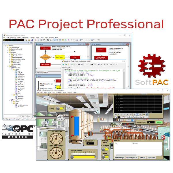 Opto 22 SoftPAC Project