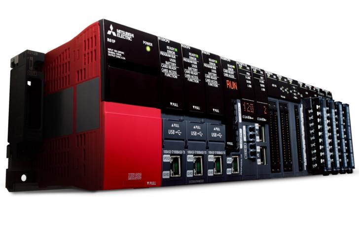 Mitsubishi Electric MELSEC iQ-R series (Update A)