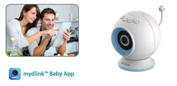 I Got My EyeOn You Security Vulnerabilities in D Link's Baby Monitor