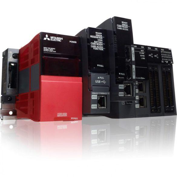 Mitsubishi Electric MELSEC iQ-R, iQ-F, Q, L and FX Series CPU Modules
