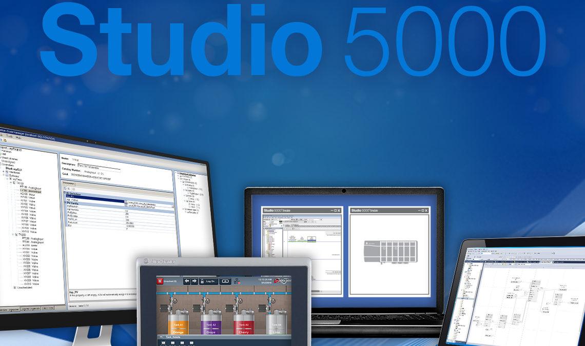 Rockwell Automation Logix Designer Studio 5000