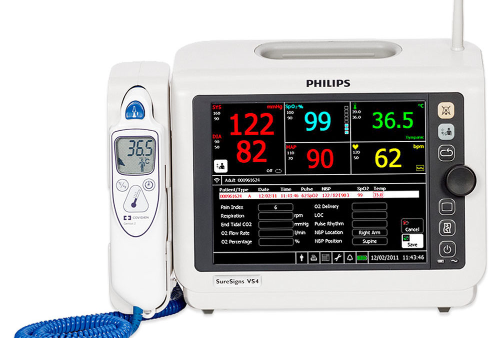 Philips SureSigns VS4