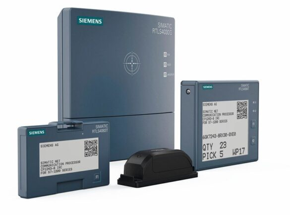 Siemens SIMATIC RTLS Locating Manager