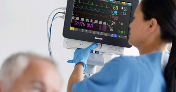 Philips Patient Monitoring Devices