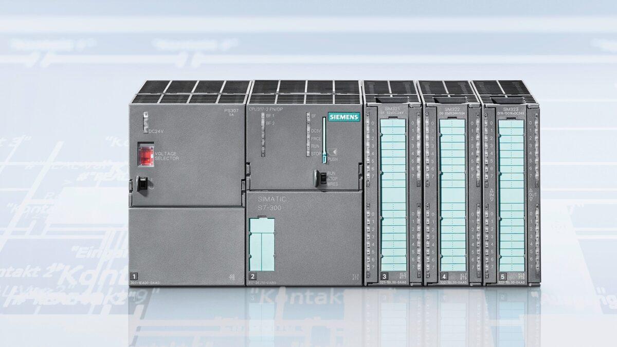 SIMATIC S7-300 CPUs and SINUMERIK Controller