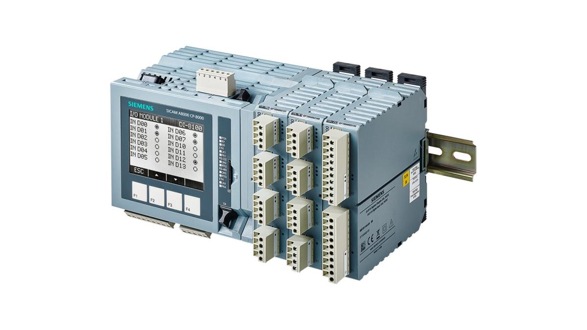 Siemens SICAM A8000 RTUs