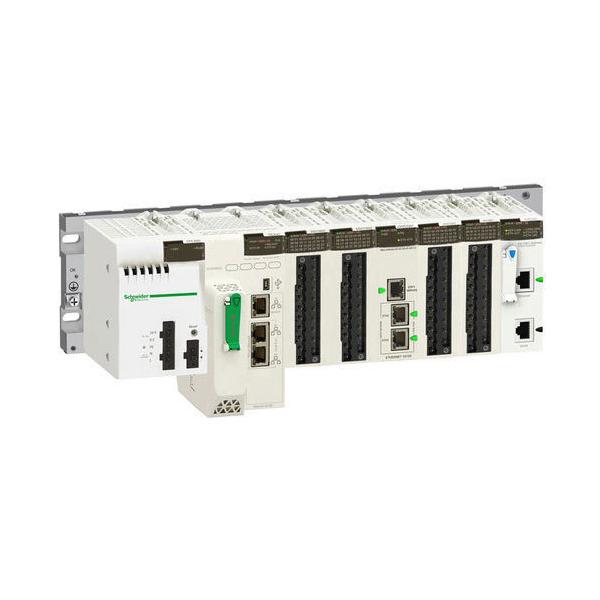 Schneider Electric Web Server on Modicon M340