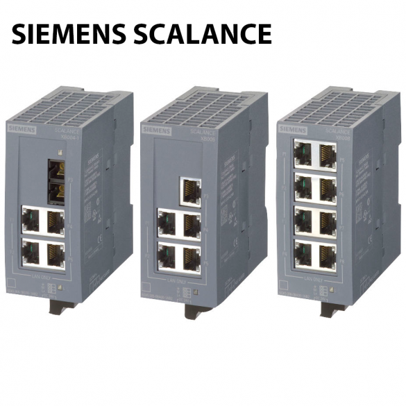 Siemens SCALANCE X Products