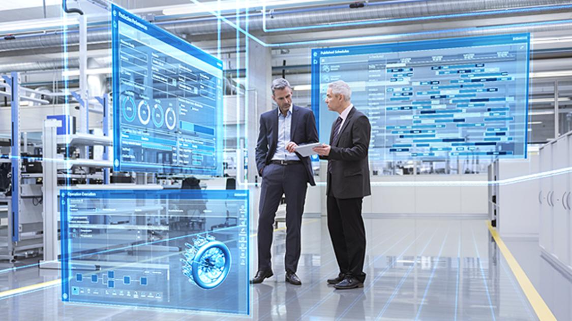 Siemens Opcenter Execution Core (Update B)