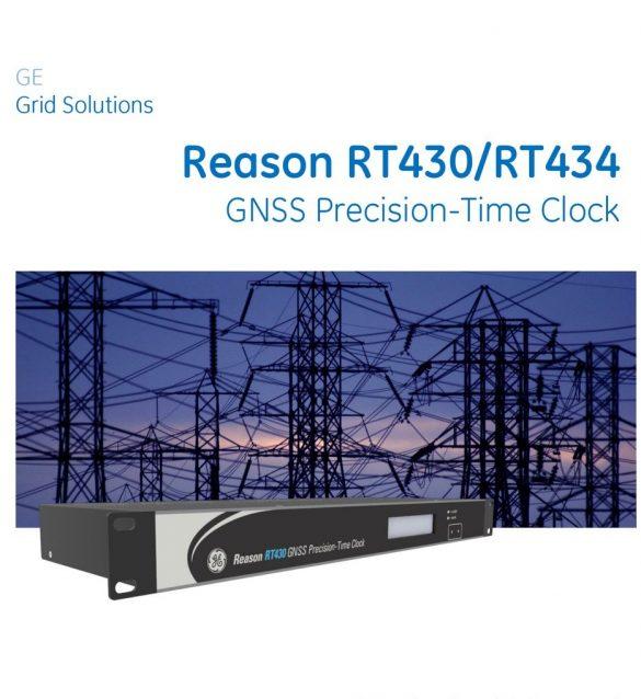 GE Reason RT43X Clocks