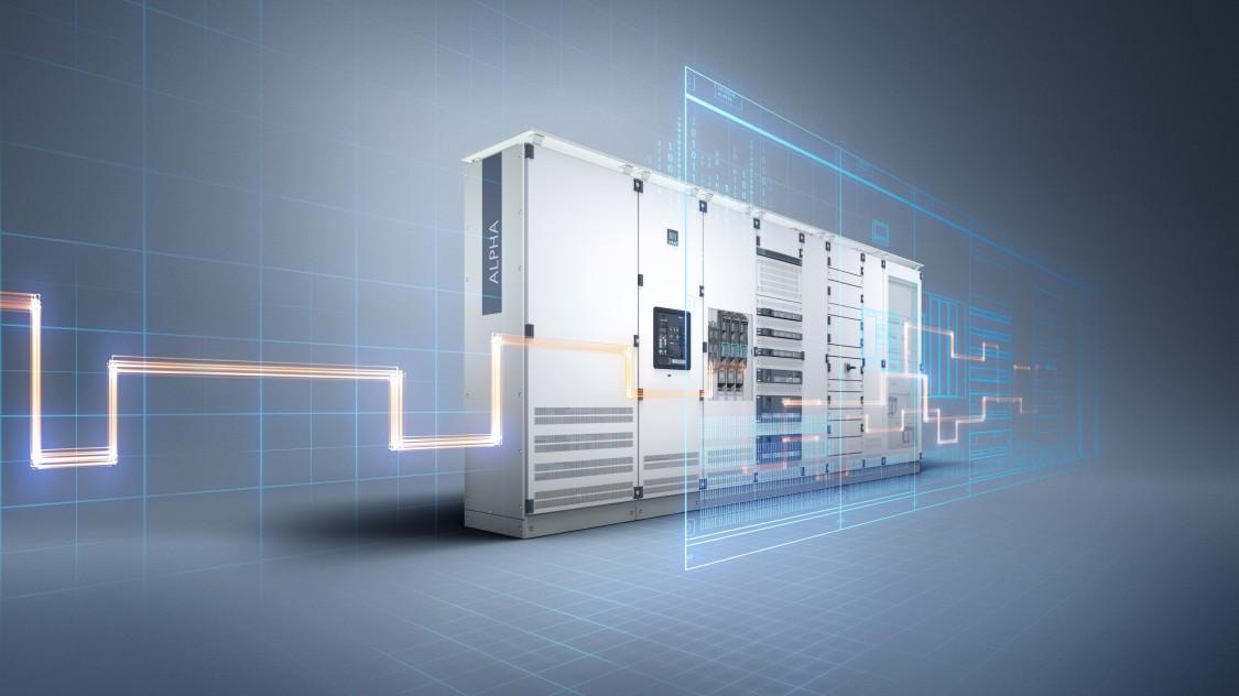 Siemens SIMARIS configuration