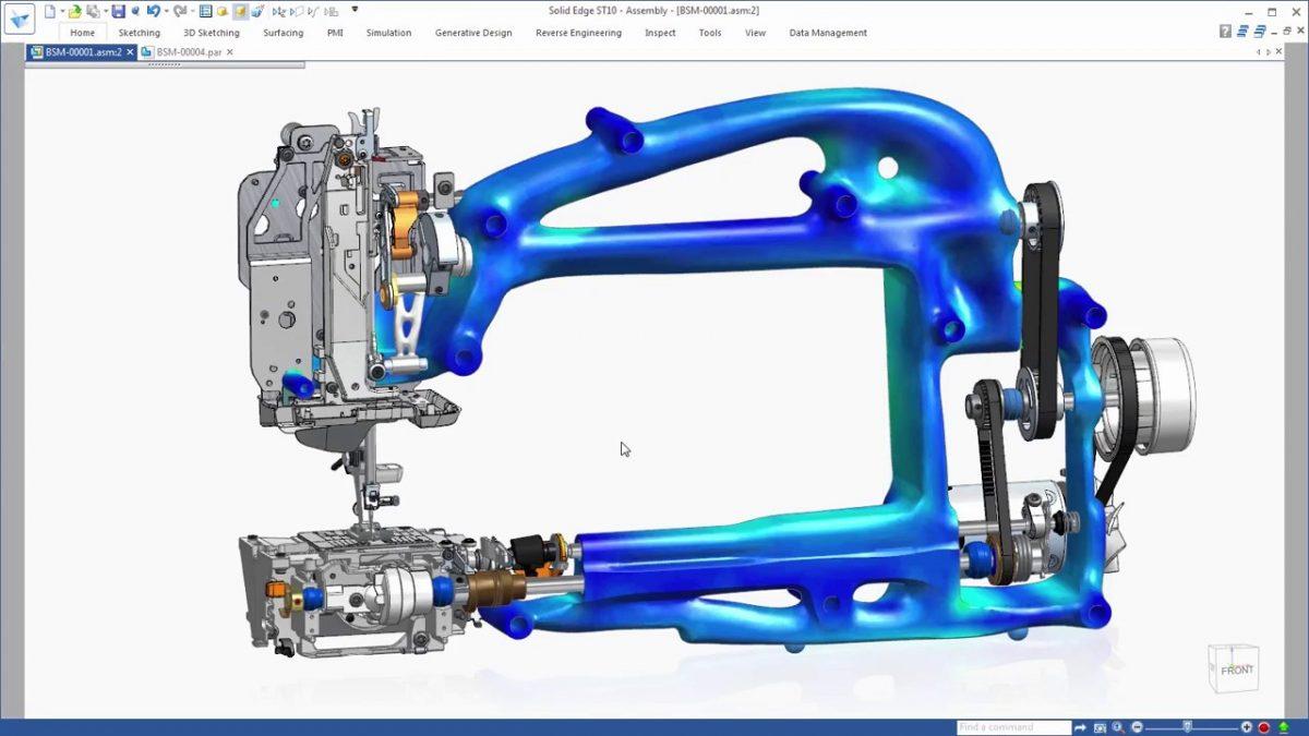 Siemens Solid Edge File Parsing
