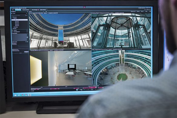 Siemens and Milestone Siveillance Video Open Network Bridge