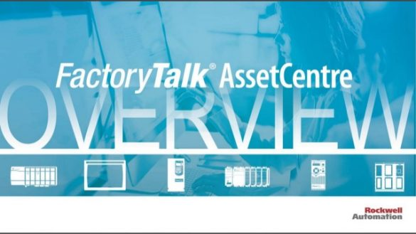 Rockwell Automation FactoryTalk AssetCentre