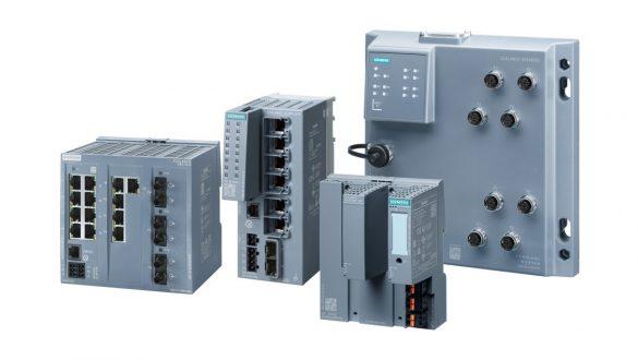 Siemens Web Server of SCALANCE X200