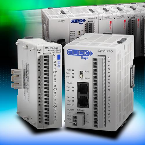 Automation Direct CLICK PLC CPU Modules