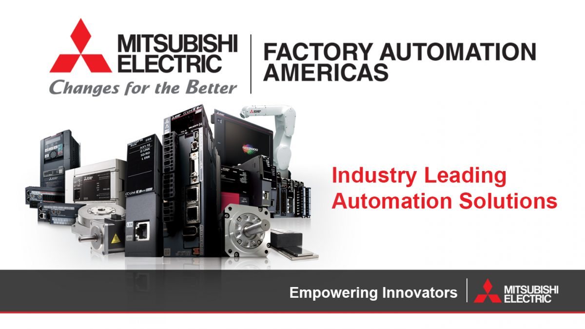 Mitsubishi Electric Factory Automation Engineering Products (Update D)